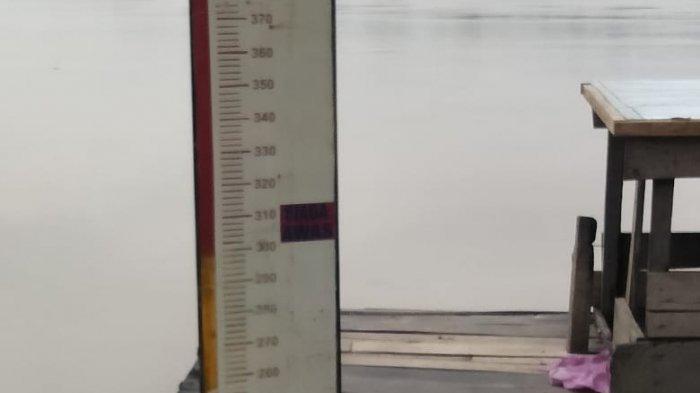 Naik 14 Sentimeter dalam 14 Jam, BPBD Batanghari Imbau Masyarakat Waspadai Longsor