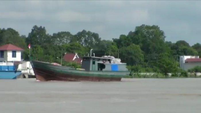 UPDATE Tinggi Sungai Batanghari Hari Ini 14,50 Meter, Seberang Kota dan Pulau Pandan Terdampak