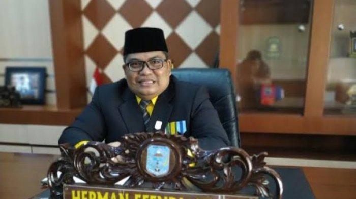 Golkar Jaring Calon Wakil Bupati Merangin, Effendi: Saya Lebih Berfokus Sebagai Ketua DPRD