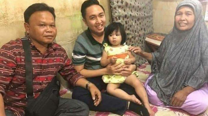 Ketua DPRD Kota Sungai Penuh Temui Jesika Bocah yang Ibunya Meninggal, Ayahnya Dipenjara di Malaysia