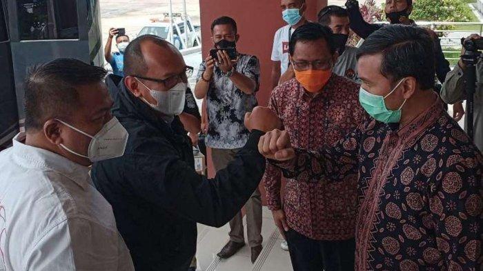 Ketua DPRD Provinsi Jambi Apresiasi Kinerja Kapolda Jambi Berantas PETI dan Illegal Drilling