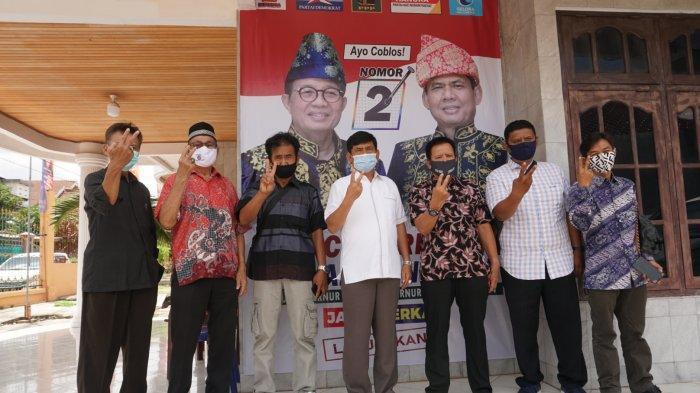 Baharuddin Yakin Harga Karet di Jambi Naik Jika Fachrori-Syafril Terpilih di Pilgub Jambi 2020