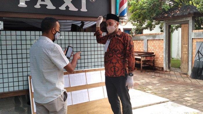 Lampiran DPT TPS Tempat Gubernur Jambi Memilih Tertukar Dengan TPS Lain