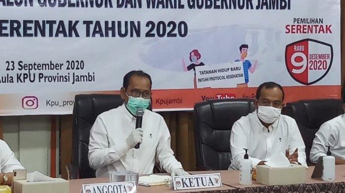 Subhan Anggap Sanusi Mundur Jadi Anggota KPU Provinsi Jambi Tidak Mengganggu PSU Pilgub Jambi