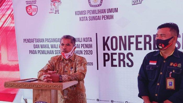 Ketua KPU Sungai Penuh: Debat Publik Bukan Saling Mencari Kelemahan