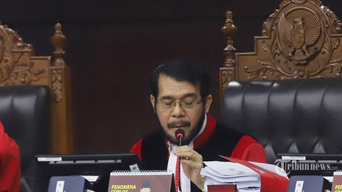 Siapa Sebenarnya Anwar Usman Ketua Mahkamah Konstitusi Pernah Jadi Guru Honorer Sekolah Dasar