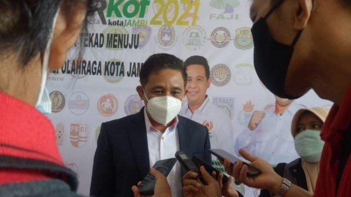 KONI Provinsi Jambi Tekankan Pelaksanaan Musorkab Tebo Setelah Event Porprov Jambi