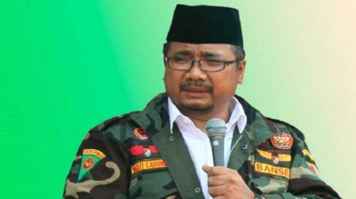 Arief Poyuono Sebut Panglima Banser Bisa Ramaikan Pilpres 2024, Popularitas Gus Yaqut Geser Cak Imin