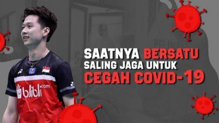 Mengenal Kevin Sanjaya Pernah Ditolak Adisi Karena Bertubuh Mungil, Kini Juara Dunia Ganda Putra