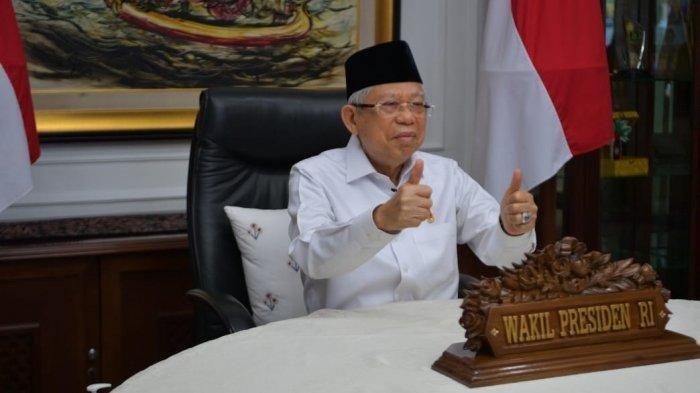 Wakil Presiden Maruf Amin Siap Divaksin Covid, Tim Dokter Presiden Memilih Sinovac Atau Sinopharm