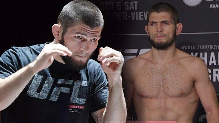Jadwal Live Streaming UFC 242 Khabib vs Poirier, Tak Tayang TV Nasional, Siaran Langsung di ESPN+