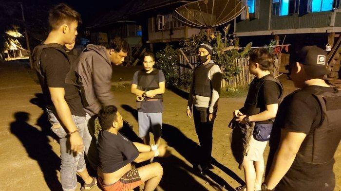 Ditangkap Polda Jambi, Bandar Sabu di Mersam Ternyata Sudah Jadi TO Polres Batanghari