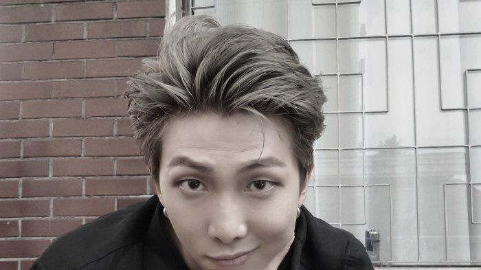 Kim Namjoon alias RM BTS yang besok akan merayakan ulang tahun ke 26