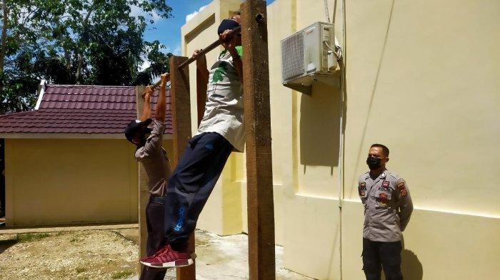 Kisah Bripka Taufik membina Perbal Tampung SAD hingga ke SPN