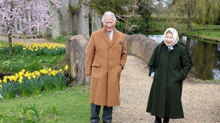 Kisah Cinta Pangeran Philip dan Ratu Elizabeth II dari Masa Bertukar Surat hingga Dipisahkan Maut