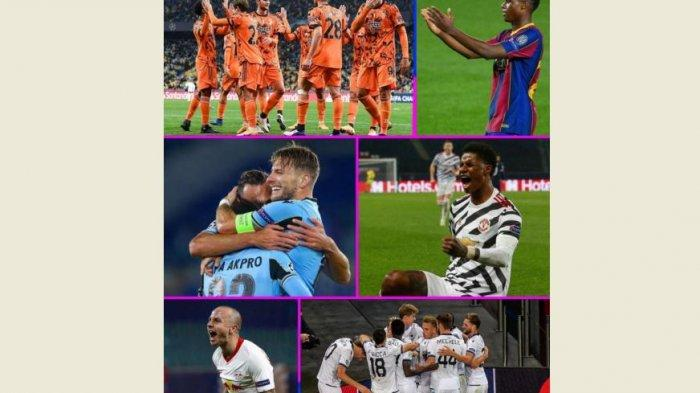 Klasemen Liga Champions Terbaru Setelah Dortmund dan PSG Tumbang Tadi Malam