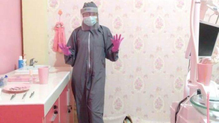 Baru Buka Lagi di Masa Pandemi, Masyarakat di Kota Jambi Ramai-ramai Datangi Klinik Gigi