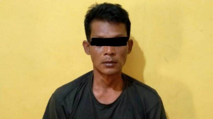 Pelaku Pembunuhan di Sarolangun Jambi 4 Tahun Silam Ditangkap di Kelurahan Sarkam