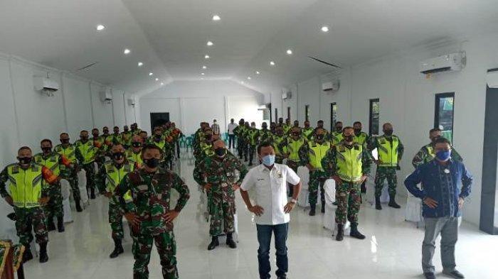 Butuh Masukan Prajurit, Hasbi Ansori Kunjungi Kodim 0419/Tanjab