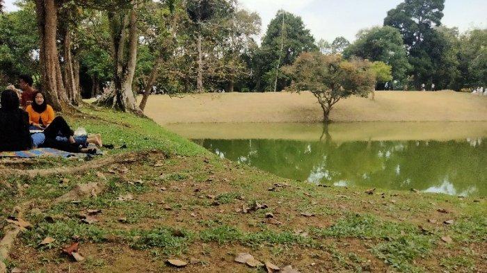 Kolam Telago Rajo Candi Muara Jambi, Dipercayai Sebagai Penampung dan Penyuplai Air Bersih