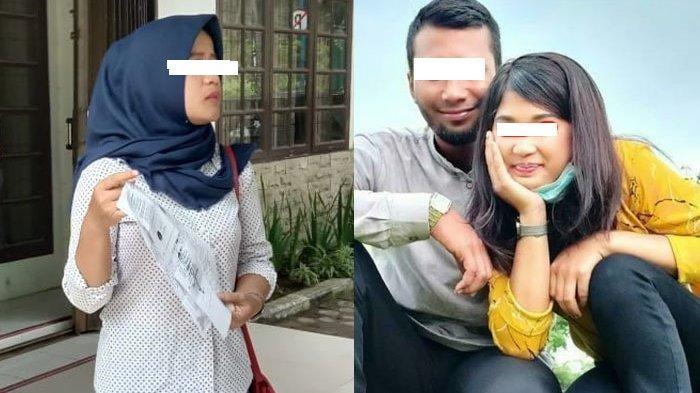Nurul Jambak Wanita Cantik Selingkuhan Suami di Atas Kasur, PNS Medan Selingkuh Digerebek Istri