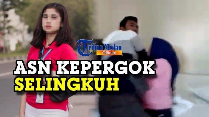 8 FAKTA Perselingkuhan Oknum PNS Pemko Medan hingga Diseret Istri dari Kamar Hotel, Cantik