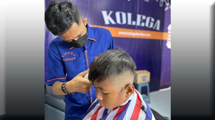 Buka Cabang ke-14 di Jambi, Kolega Barbershop Tawarkan Promo Bayar Suka-suka