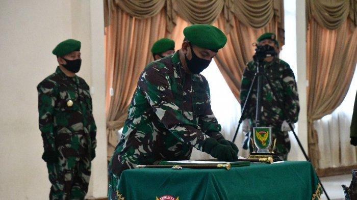 84 Perwira Tinggi TNI Naik Pangkat, Termasuk Danrem 042 Gapu M Zulkifli Naik Pangkat Jadi Brigjen