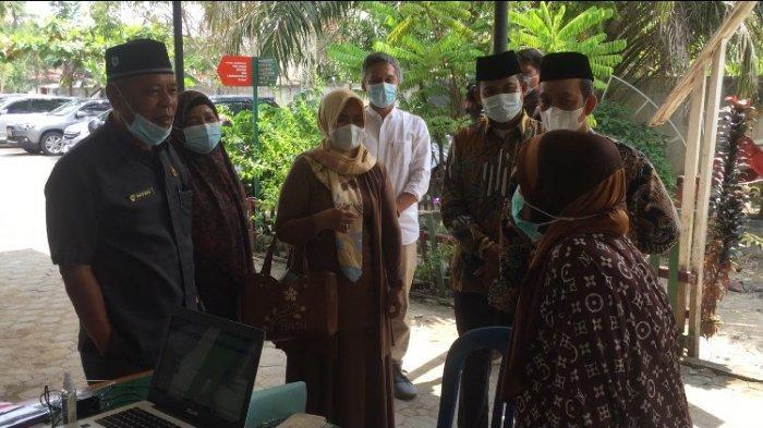 Sidak Mutu Pelayanan Kesehatan di Puskesmas Muara Bulian, Komisi I DPRD Batanghari Sampaikan Ini