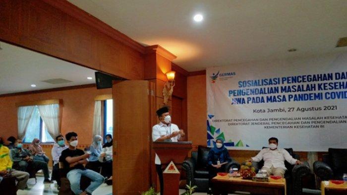 Komisi IX DPR RI Dapil Jambi Kembali Gelar Vaksinasi Covid-19 bagi 500 Orang