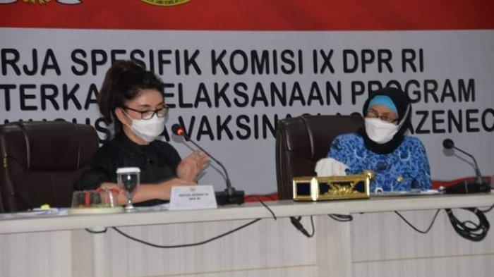 Komisi IX Datangi Provinsi Jambi Terkait Pelaksanaan Vaksinasi Covid-19