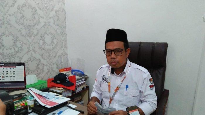 M Sanusi Komisioner KPU Provinsi Jambi Mengundurkan Diri, Sebut Merasa Terpojok Desakan Masyarakat