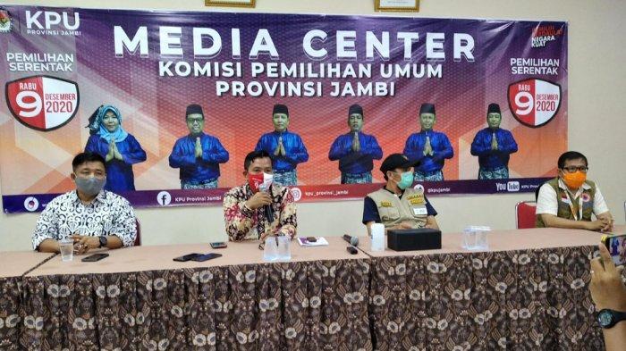Fachrori Umar dan Syafril Daftar ke KPU Siang Ini, KPU: Partai Pengusung Tak Bisa Tarik Dukungan