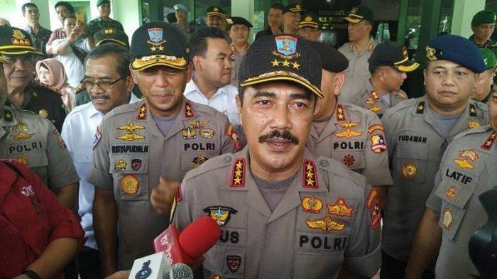 Komjen Agus Andrianto disebut sebagai calon kuat untuk menjadi pengganti Kapolri Jenderal Idham Aziz.