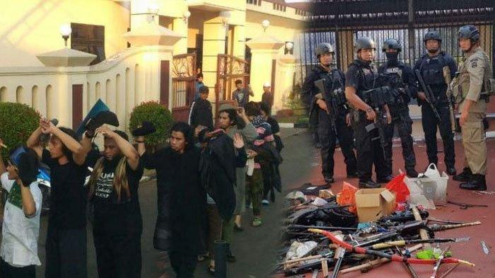 Rampas Senjata, Sandera Polisi, Kuasai Blok 40 Jam, Teroris di Rutan Mako Brimob 'Luluh' dengan Ini