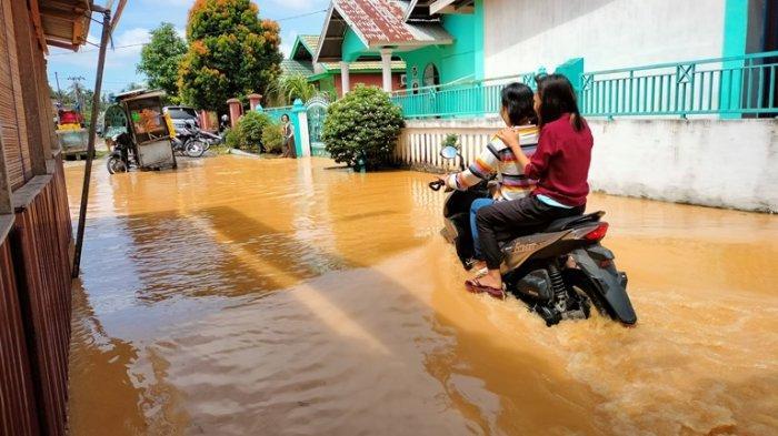 BWSS dan Provinsi Tak Peduli Bajir di Kota Jambi, Walikota: Saya Sudah Bosan