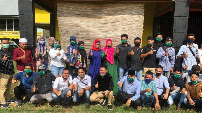 Komunitas Gerakan Muda Tanah Tumbuh Bergerak Menangkan SZ-Erick