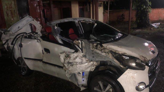 Kecelakaan Muarojambi, Sempat Kabur Sopir Truk Hantam Ayla di Jaluko Menyerahkan Diri ke Polisi
