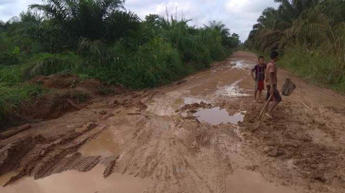 Banyak Pembangunan Jalan di Kabupaten Tebo Belum Terealisasi, Ini Upaya Yang Dilakukan Pemkab