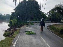 Pemprov Jambi Anggarkan Rp 9,7 Miliar untuk Perbaiki Jalan Longsor di Sumay Kabupaten Tebo