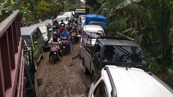 Perbaikan Jalan Provinsi Jambi di Tanjab Timur Ditargetkan Tahun Ini