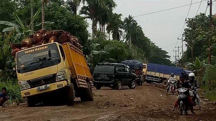 Kadis PUPR Provinsi Sebut Jalan Sabak-Rasau Selesai September