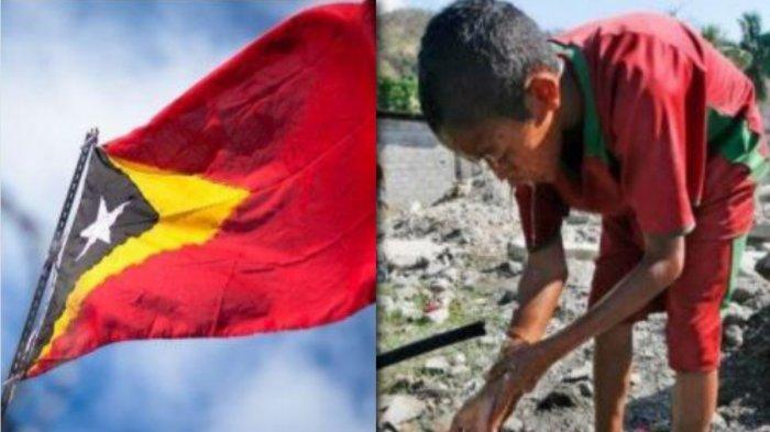 Sejarah Timor Leste, Perang Saudara yang Diwarnai Pertumpahan Darah., Awalnya Timor Timur