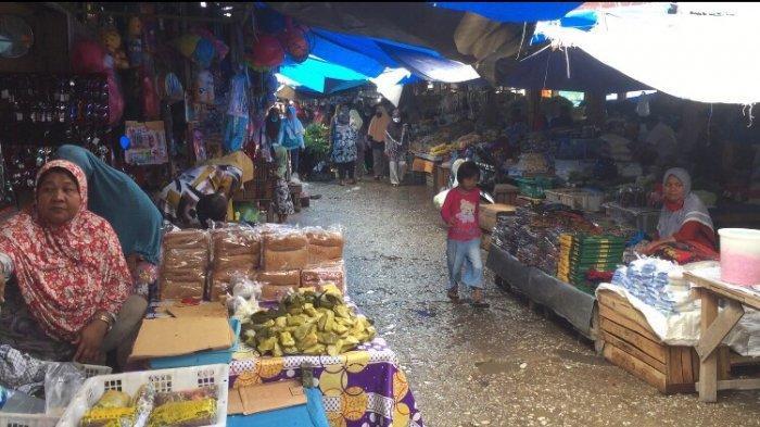 Komoditi Bahan Pangan Pokok di Batanghari Normal, Hanya Ada Kenaikan Harga Sehari Jelang Ramadan