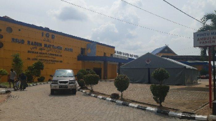 Pasien di RSUD Raden Mattaher Masih Bisa Tertangani, Tenda Darurat Belum Digunakan