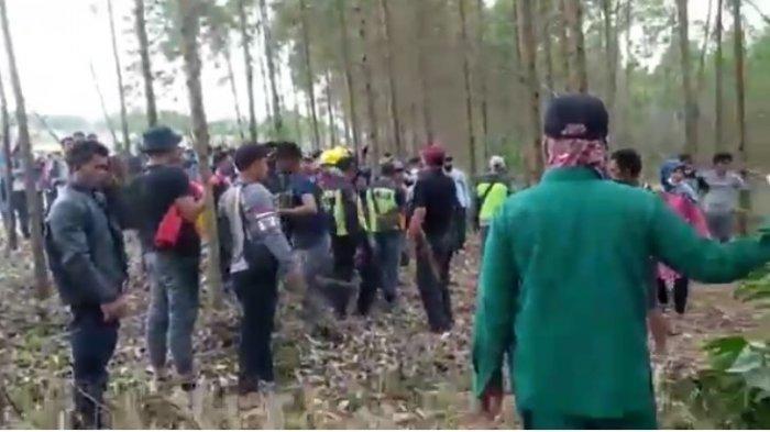 Konflik Lahan di Batanghari Memanas, Kelompok Tani Duduki Lahan Perusahaan Hingga Berhari-hari