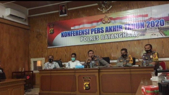 Pj Kades dan Sekdes di Kecamatan Maro Sebo Ulu Terjerat Kasus Korupsi Dana Desa Rp 704 Juta