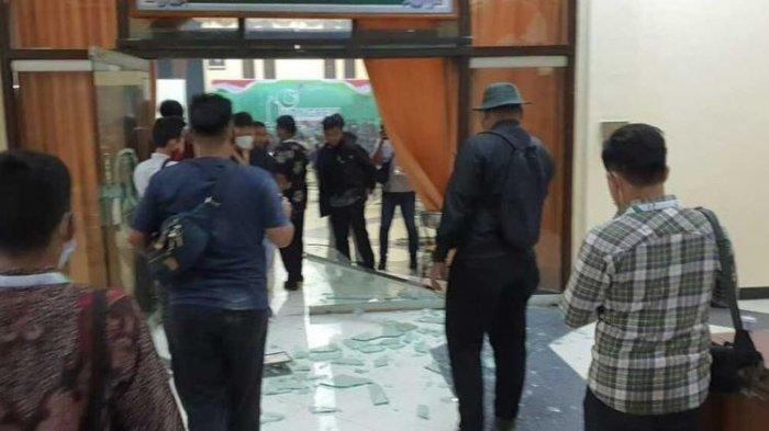 Kongres HMI di Surabaya Ricuh Peserta Saling Lempar Kursi, 6 Mahasiswa Diamankan Polisi