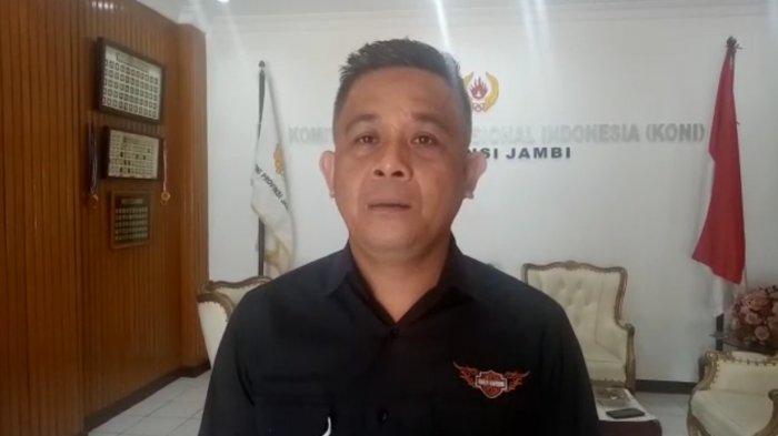 Porprov Jambi Diundur Jadi Tahun 2023, Ini Penjelasan Ketua Umum KONI Provinsi Jambi