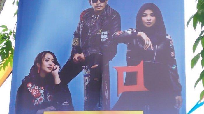 Izin Konser Kotak di Sarolangun Sudah Rampung, Polisi dan Pemda Sudah Izinkan